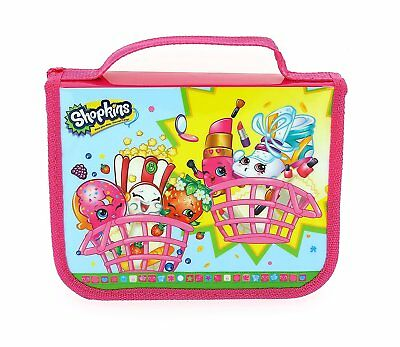 Shopkins Classic Filled Pencil Case - RARE UK STOCK - New - Stunning Stationary
