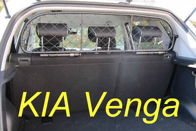 Headrest Mesh Dog Guard For Kia Venga 2010-2016