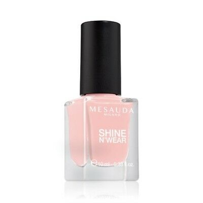 Smalto Per Unghie Shine N'Wear 235 Milky Rose 10 ml - Mesauda