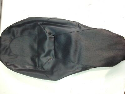 """Harley Street Glide Replacement Seat COVER 2011 & up ostrich inserts 1/2""""topfoam"""