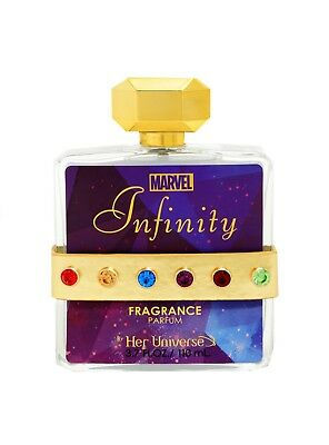 Her Universe Marvel Avengers Infinity War Infinity Fragrance Forest Fruit 3.7 Oz
