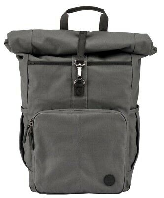 7724dab02c17 Timberland Walnut Hill 24-liter Water-Resistant Roll-Top Backpack A1M61001