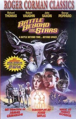 New: BATTLE BEYOND THE STARS (Roger Corman Classics) 20th Anniversary Edition DV