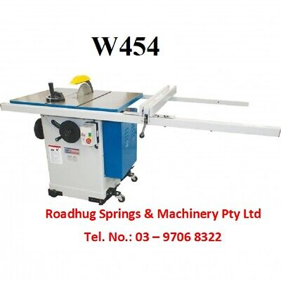 TABLE SAW – 305mm blade diameter (HAFCO) Part No.: ST-12D Order No.: W454