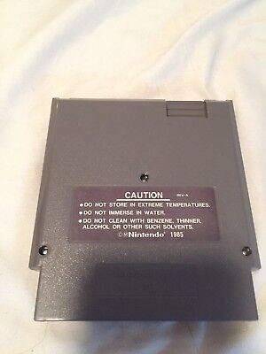 Mega Man 4 (Nintendo Entertainment System, 1992) CLEANED AND TESTED, READ DESCRI
