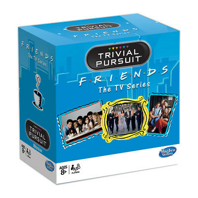 Friends Trivial Pursuit Board Game NEW