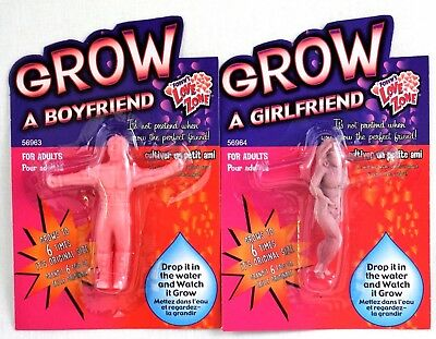 Joke Adult Rude Grow Your Own Girlfriend Novelty Boyfriend Secret Santa Stocking
