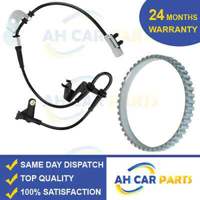 Abs Wheel Speed Sensor+Abs Ring Chrysler Grand Voyager (2000-2008) Front Right