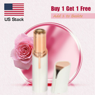 2X Finishing Touch Flawless Women Painless Hair Removal Face Facial Hair Remover