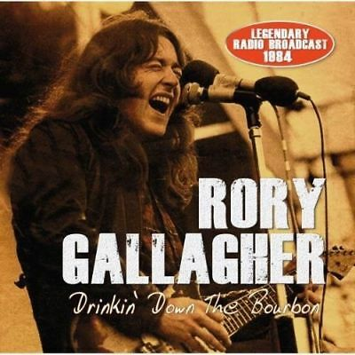 Rory Gallagher - Drinkin' Down The Bourbon (LP, Colored Vinyl, NEW, Sealed)