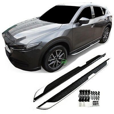 MAZDA CX-5 CX5 2017-up  Running Boards Side Steps  PREMIUM QUALITY