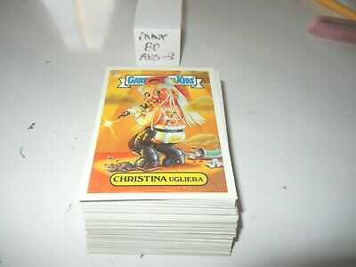 2004  04  Garbage Pail Kids GPK  ANS  Series 3  Complete Set lot  80 cards Mint!