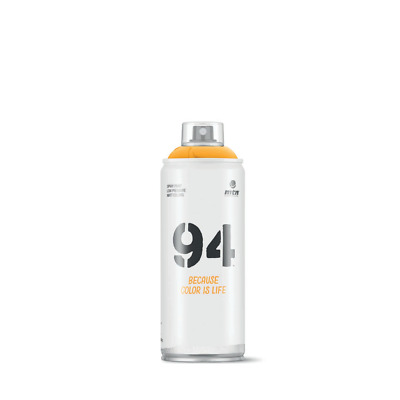 MTN 94 Spray Paint - Matt Finish, Low Pressure - 400ml Can