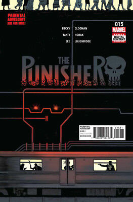 The Punisher #15 - 1St Print - (Marvel Comics) Boarded. Free Uk P+P!