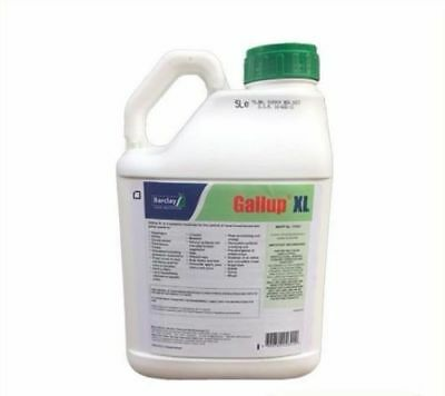 5L Gallup Xl Super Strength Professional Glyphosate Total Garden Weed Killer 360