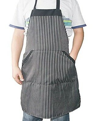 COOKING APRON PROFESSIONAL and Comfortable Blue Chef Apron For Men ...