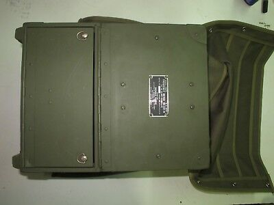 1942 Signal Corps U.S ARMY Bendix Radio Frequency Meter BC-221-M Full Extra NOS