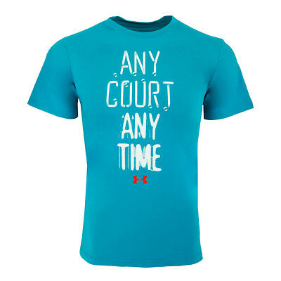 Under Armour Men's Any Court Any Time T-Shirt