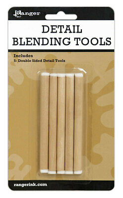 Detail Blending Tools - Ranger - 5 Double Sided Tools