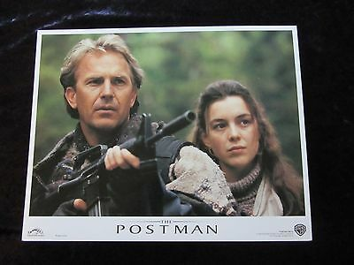 THE POSTMAN lobby card # 7 - KEVIN COSTNER