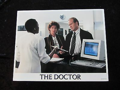 THE DOCTOR lobby card # 5 - WILLIAM HURT