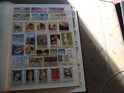 MIDDLE EAST - 30 stamps canceled (all state) stamp