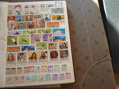 MIDDLE EAST - 57 stamps canceled (all state) stamp