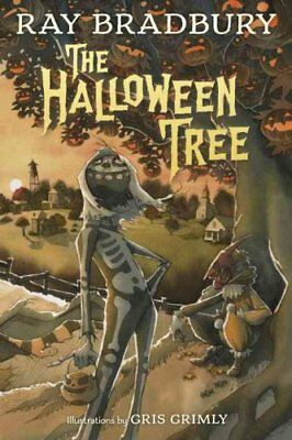 The Halloween Tree by Ray D Bradbury (Hardback, 2015)