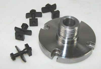 Chuck Adaptor For Myford Chucks  Suits Rotary Tables Etc Ml7