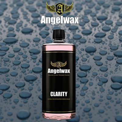 Angel Wax Clarity Screen Wash Concentrate 1ltr