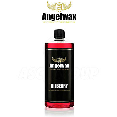 Angel Wax Bilberry Superior Wheel Cleaner Concentrate 1ltr