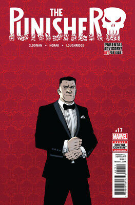 The Punisher #17 - 1St Print - (Marvel Comics) Boarded. Free Uk P+P!