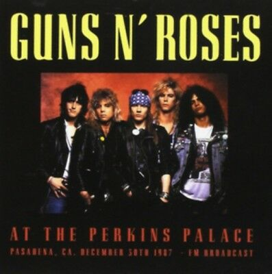 Guns N Roses LIVE At The Perkins Palace  CD New Stunning Set UK STOCK Gift NEW