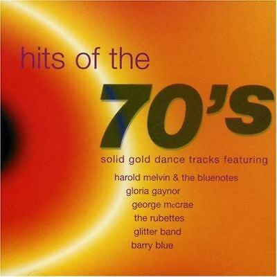 Classic Hits Of The 70`S CD Best of - Harold Melvin, Gaynor, Rubettes etc.. NEW