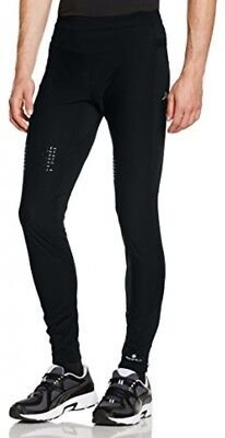 Ronhill Trail Cyclone Men's Tights, Mens, Trail Cyclone Tight, All Black, L