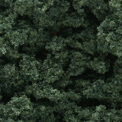 Woodland Scenics FC147 Dark Green Clump-Foliage Bushes