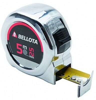 Bellota 50012-5 BL Self-retracting Tape Measure 5 M With Tape 25 Mm Wide. Tape
