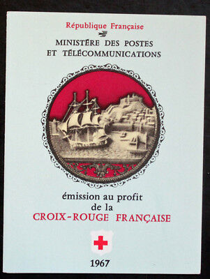 Timbre FRANCE / FRENCH stamp - Yvert Tellier Carnet Croix Rouge n°2016 (Cyn25) A