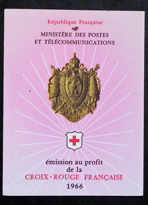 Timbre FRANCE / FRENCH stamp - Yvert Tellier Carnet Croix Rouge n°2015 (Cyn25) D