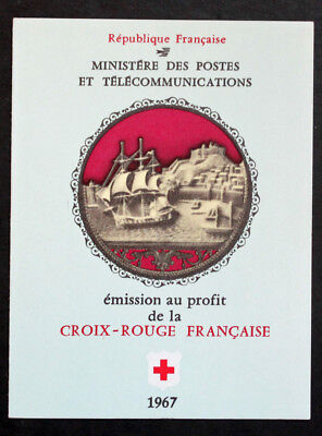 Timbre FRANCE / FRENCH stamp - Yvert Tellier Carnet Croix Rouge n°2016 (Cyn25) D