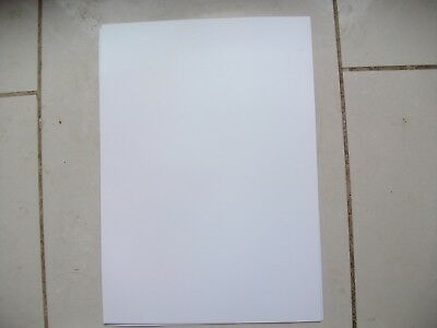 100  Shts A4 White Pearl Metallic Paper 100 Gsm Perfect For Wedding Invitations.
