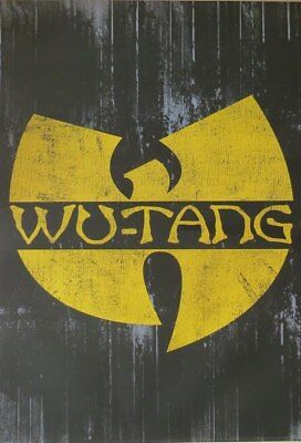 Wu-Tang Clan - W-Poster-Laminated available-91cm x 61cm-Brand New