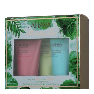 AHAVA Deadsea Water Elements of Love Natural Hands ★ Set 3-teilig