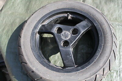 Peugeot Jetforce 50 VGAA1AABA Hinterrad Felge Rad Reifen Rear Wheel 125