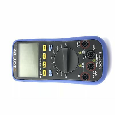 OWON B33+ DMM Bluetooth 4.0 Digital- Auto Multimeter Meter Offline record T-RMS