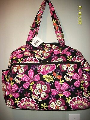 NWT Vera Bradley BABY BAG Pirouette Pink REDUCED!