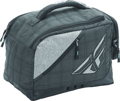 Fly Racing Helmet Garage Helmet Bag Black/Grey 28-5139