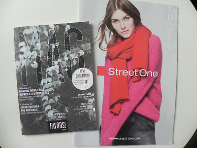 better outlet store sale offer discounts STREET ONE / MAG FAVORS! CECIL Magazin Katalog Herbst Winter ...