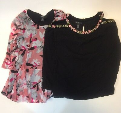 Plus Size Lot Shirts Tops Tank Blouses Mixed Clothes 10 Pieces 0X 1X 2X 3X NWT
