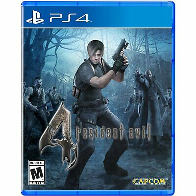 Resident Evil 4 HD (PlayStation 4)